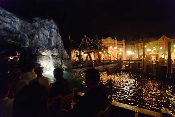 The Pirates of the Caribbean ride is so magical it inspired a movie franchise